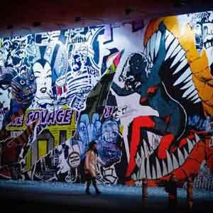 New York City Graffitti