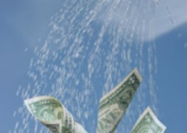 Showerhead rains and wastes money