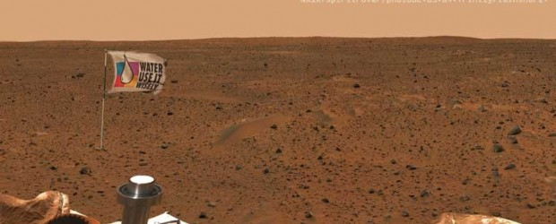 Looking for water on Mars' surface