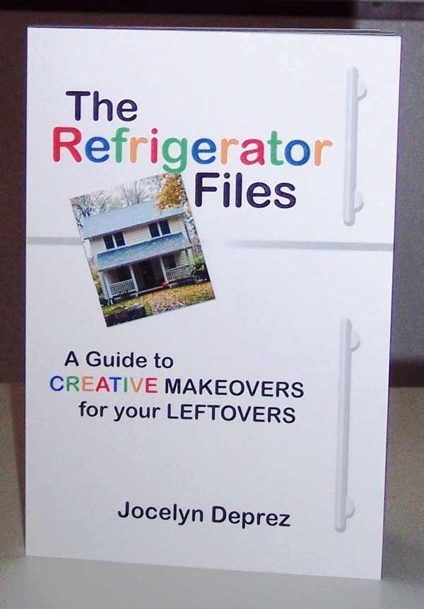 recipe cookbook for leftover food