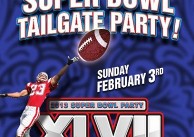 Sustainable Super Bowl XLVII Party