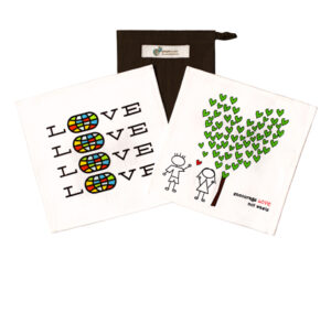 Exclusive reusable hand towel designs