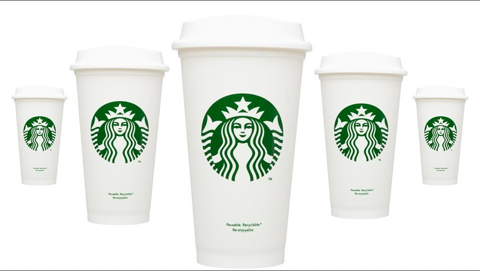 Starbucks Reusable Plastic Cups Green Or Greenwash We