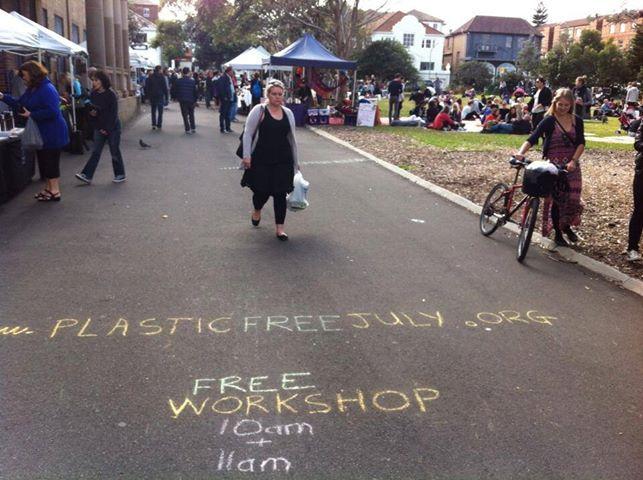 Global Plastic Free July