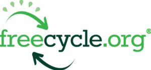 If you don't need it or don't use it, give to someone who will! (Image: Freecycle.org)