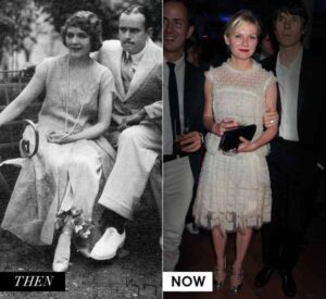 Vintage Styles: Now & Then (Image: fashionmagazine.com)