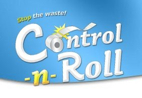 Take control of your paper roll! (Image: controlnroll.com)