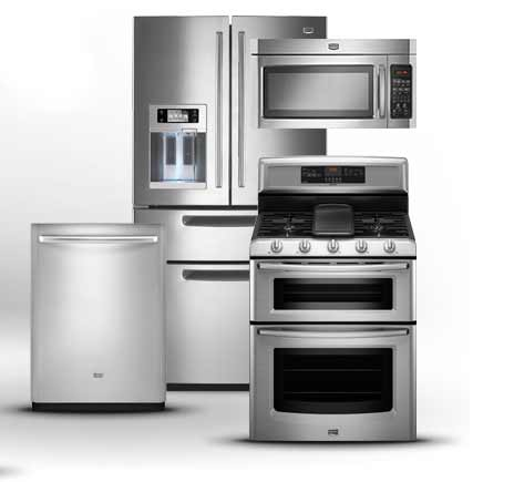 Frigidaire kichen appliances