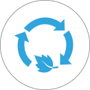 WHTW recycle or compost icon