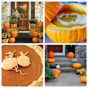 Recipe for pumpkin puree