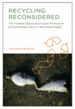 Recycling Reconsidered Book