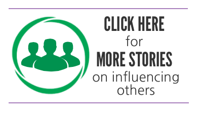 influencing others stories