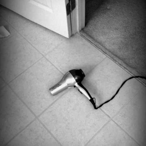 hair_dryer_on_floor