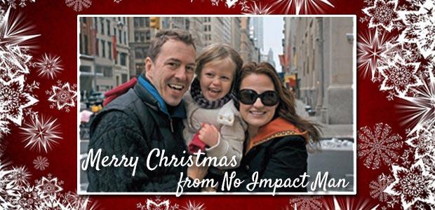 no impact christmas