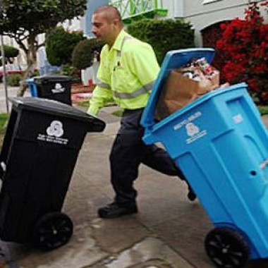 'Racing To Zero' tracks San Francisco's efforts to achieve its zero waste goal, but should the film have focused on 'reduce' & 'reuse' instead of 'recycle'?