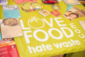 Love Food Hate Waste, UK food waste advocacy campaign