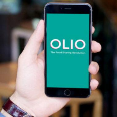 OLIO Food Waste App