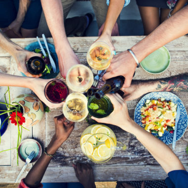 Throw a Leftovers Pooling Party to reduce food waste and have fun!