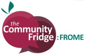 The Community Fridge: Frome logo