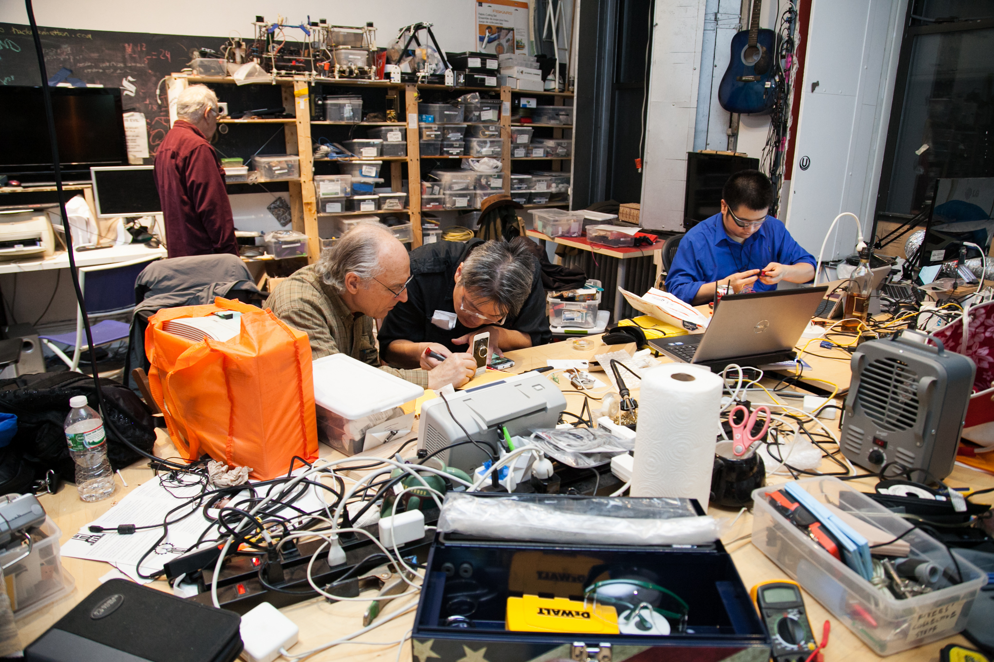 Fixers Collective: Brooklyn Workshop Fosters Art of Repair ...