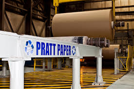 Pratt Industries closes the paper recycling loop on Staten Island.