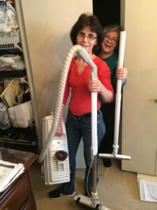 Reduce Waste in NYC by Sharing the vacuum with neighbors